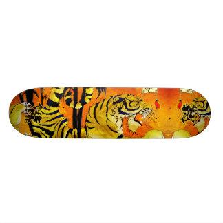 Het Skateboard van de Rivier van de tijger