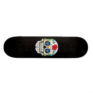 Het Skateboard van de Schedel van de suiker