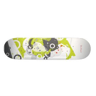 Het Skateboard van Gizmo