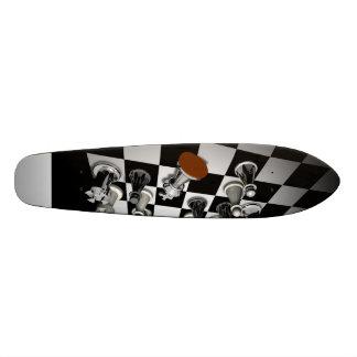 Het Skateboard van het schaak