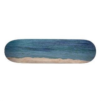 Het Skateboard van het Strand van Maui