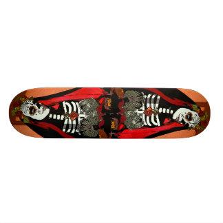 Het Skateboard van Muerte van de kerstman