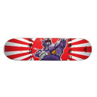 Het Skateboard van Stonger door DeeZ StreetZ