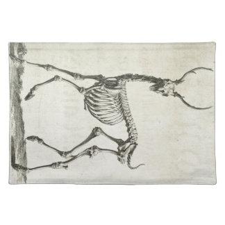 Het Skelet van de bok Placemat