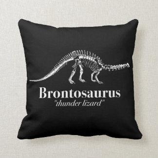 Het Skelet van de Dinosaurus van de Hagedis van de Sierkussen