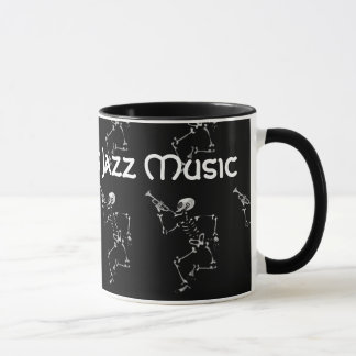 Het Skelet van de Muziek 2017 van de Jazz van New Mok