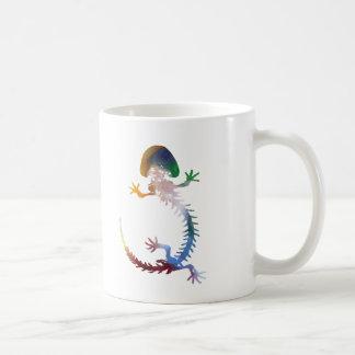 Het Skelet van Hellbender Koffiemok