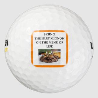 Het SKIÅN Golfballen