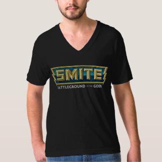 Het Slagveld van het Logo SMITE van de Goden T Shirt