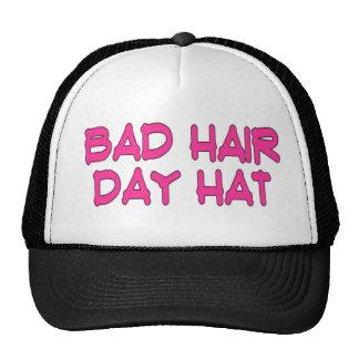 Het slechte Pet van de Dag van het Haar
