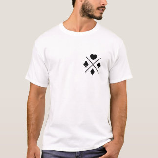 Het slechte Witte T-shirt van het Logo van Co. van