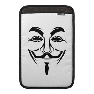 Het Sleeve van de Lucht van Macbook van gezichten MacBook Sleeves