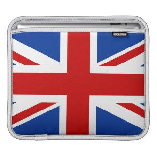 Het Sleeve van Union Jack iPad iPad Beschermhoezen