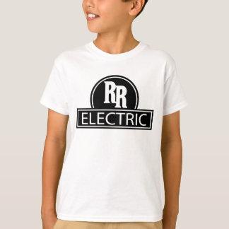 Het snelle Overhemd van het Kind van het Spoor T Shirt