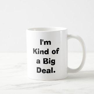 Het Soort van I'm een Grote de koffiemok van de