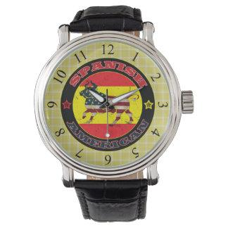 Het Spaans-Amerikaanse Horloge van de Stier