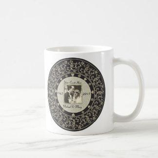 Het speciale Lijst van de Foto van het Huwelijk Koffiemok