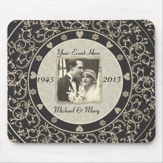 Het speciale Lijst van de Foto van het Huwelijk va Muismat