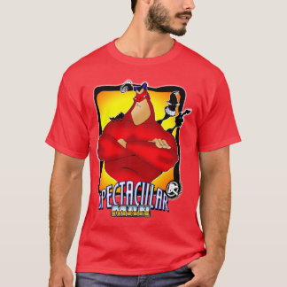 Het spectaculaire Overhemd van het Man T Shirt