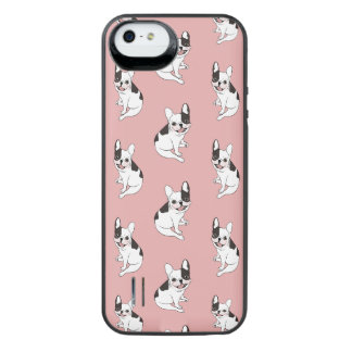 Het speelkwartier van de pret voor Enige bonte iPhone SE/5/5s Batterij Hoesje