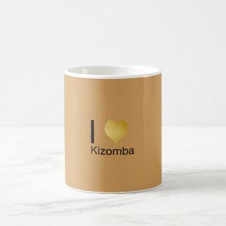 Het speels Elegante Hart Kizomba van I Koffiemok