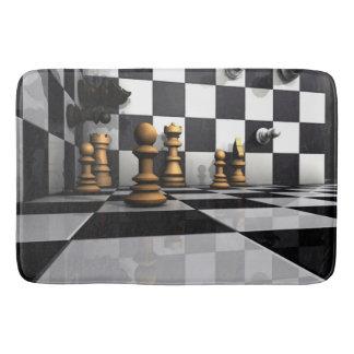 Het Spel van het Schaak van de koning Badmat