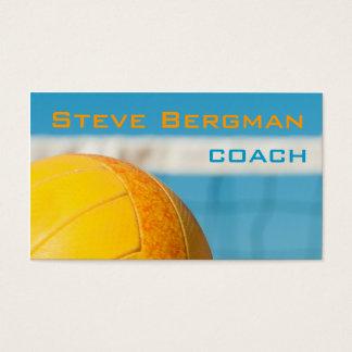 Het Spel van het Team van de Trainer van de Speler Visitekaartjes