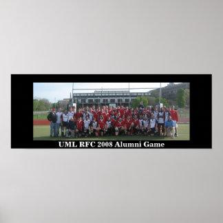 Het Spel van Oudstudenten UML RFC 2008 Poster