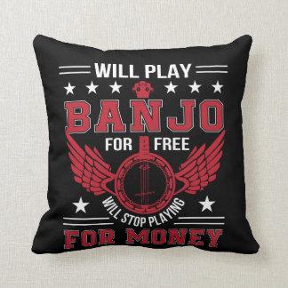 Het Spelen van het Einde van Frree van de Banjo Sierkussen
