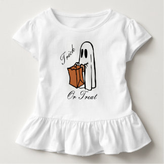 Het Spook van Halloween van het trick or treat Kinder Shirts