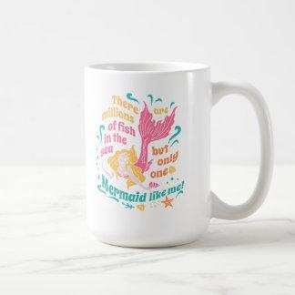 Het Spreuk van de meermin Koffiemok