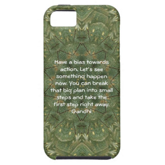 Het Spreuk van het Citaat van de Wijsheid van Gand iPhone 5 Cases