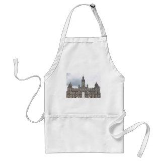 Het Stadhuis van Glasgow Standaard Schort