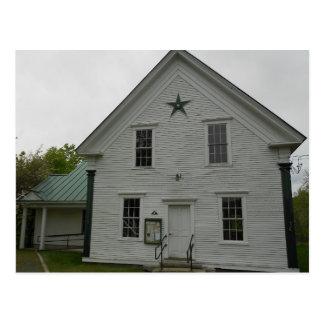 Het Stadhuis van Vermont van Stannard Briefkaart