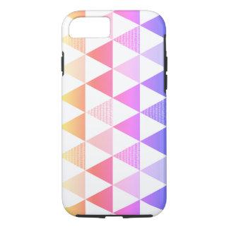 Het stammen Geometrische Prisma van de Regenboog iPhone 7 Hoesje