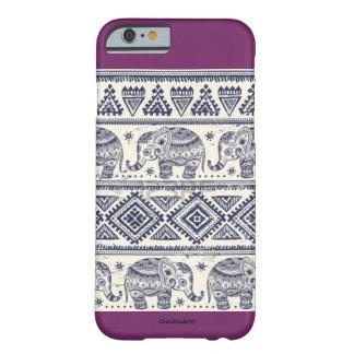 Het stammen geval van de olifantentelefoon barely there iPhone 6 hoesje