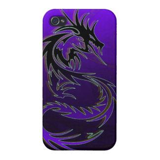 het stammen hoesje van de draaktelefoon iPhone 4/4S cover