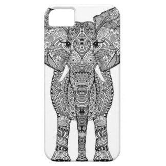 Het stammen Hoesje van iPhone van de Olifant