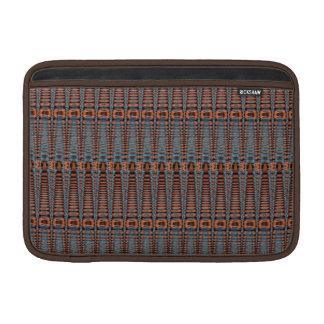 Het stammen Sleeve van het Weefsel van de Mand MacBook Sleeves
