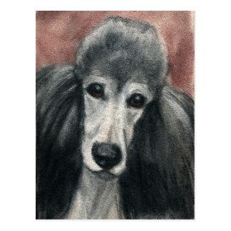 Het standaard Briefkaart van de Kunst van de Hond