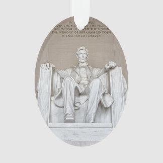 Het Standbeeld van Abraham Lincoln Ornament