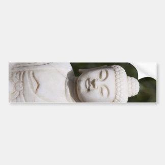 Het Standbeeld van Boedha Bumpersticker