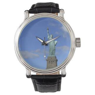 Het Standbeeld van dames van het Horloge van de