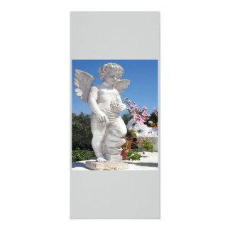 Het Standbeeld van de engel in Grijs IV Persoonlijke Uitnodigingen