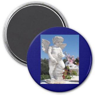 Het Standbeeld van de engel Koelkast Magneetje