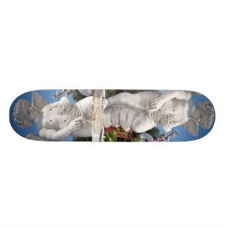 Het Standbeeld van de engel 18,4 Cm Mini Skateboard Deck