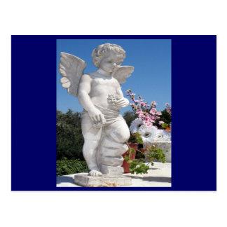 Het Standbeeld van de engel Wens Kaart