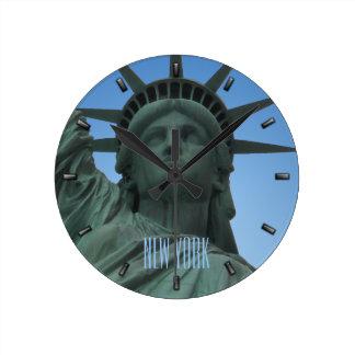 Het Standbeeld van de Klok van New York van de