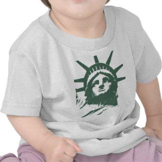 Het Standbeeld van het Overhemd van New York van h Tshirts