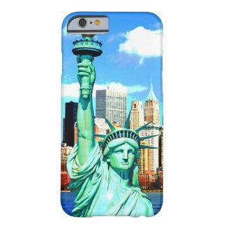 Het Standbeeld van New York van Vrijheid I Barely There iPhone 6 Hoesje